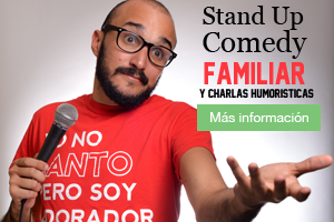 Comediante cristiano Internacional