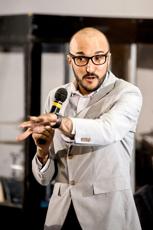 Danii Marin Motivador y conferencista